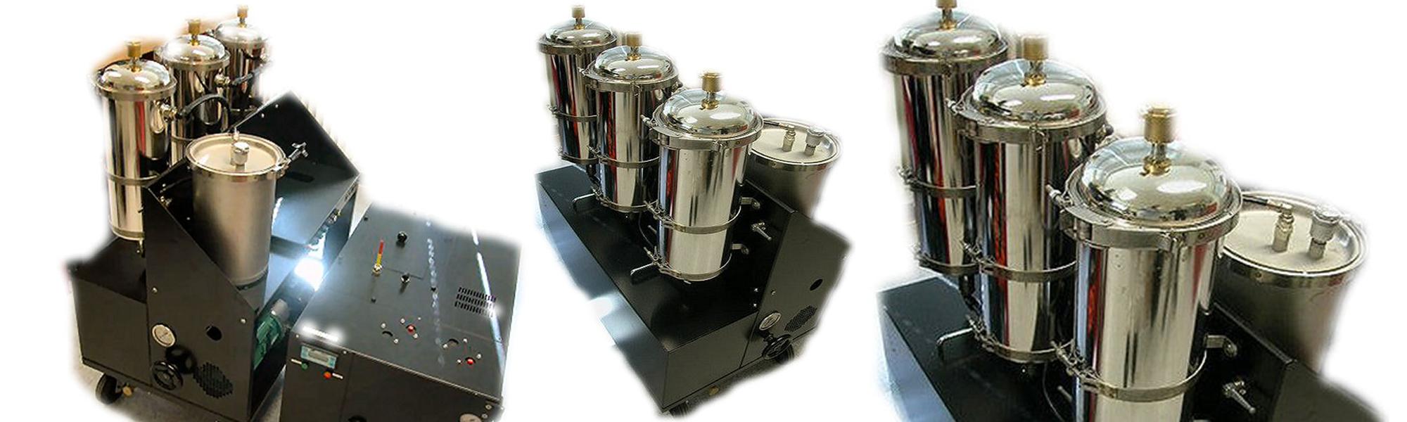 SX-Dielectric unit