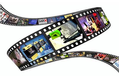 Videos slide